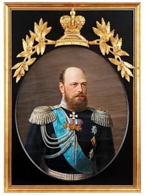 Alexander Iii by Nikolai Gustavovich SCHILDER