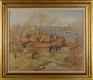 Motiv Från Söder by Hans NORSBO