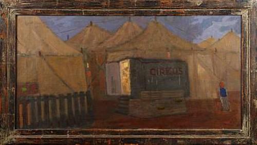 Cirkus by Curt CLEMENS