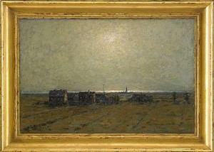Soldis över Segerstad - öland by Per EKSTRÖM