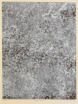 Légende Plâtreuse by Jean DUBUFFET