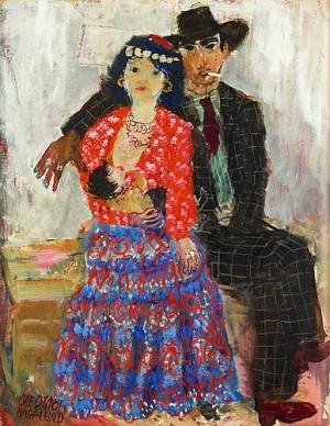 Den Spanska Familjen by Olle OLSSON HAGALUND