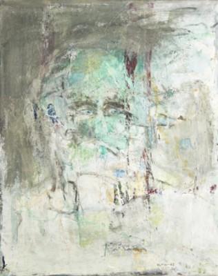 Komposition Med Ansikte by Ulf 'Ulf W' WAHLBERG