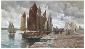 Motiv Från Marstrand by Johan ERICSON