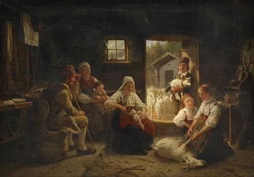 En Riven Get by Bengt NORDENBERG