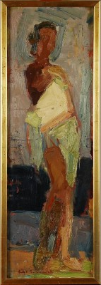 Stående Modell by Erik Birger GUSTAVSSON