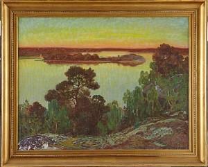 Stockholms Skärgård (torsbyfjärden) by Elis ÅSLUND