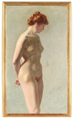 Modell by Esther SALMSON