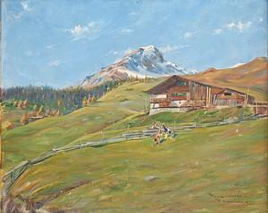 Graubünden by Robert LUNDBERG
