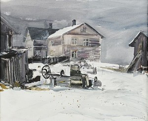 Uppfinnarens Hus by Lars LERIN