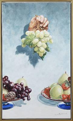 Fruktstilleben by Frank BJÖRKLUND