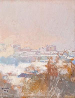 Winter In Helsinki by Antti FAVÉN