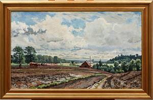 Landskap by Jakob SILVÉN