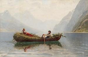 Fjordromantik by Hans DAHL