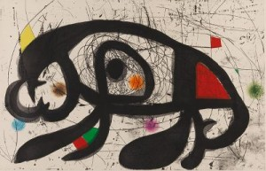 La Taupe Hilare by Joan MIRO