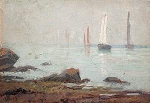 Coastal View by Ellen FAVORIN