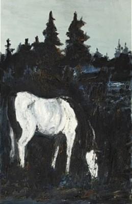 Hästen by Hans WIGERT