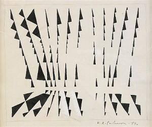 Variation På Bruten Vertikal by Karl Axel PEHRSON
