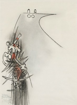 Komposition by Wifredo LAM