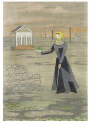 Den Minnesgoda Damen by Stellan MÖRNER