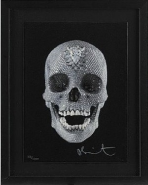 For The Love Of God. Believe by Damien HIRST