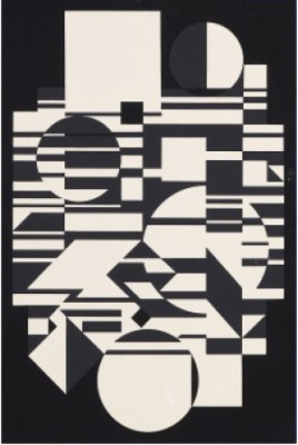 Elbrouz by Victor VASARELY