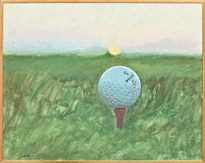 Golfboll by Yrjö EDELMANN