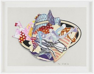 Aiolio (from Imaginary Places Iii) by Frank STELLA