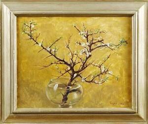 Körsbärsblom by Ryno FRIEBERG