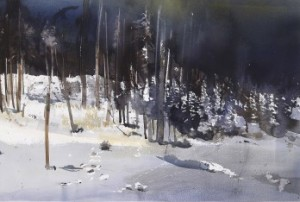Bladskog by Lars LERIN