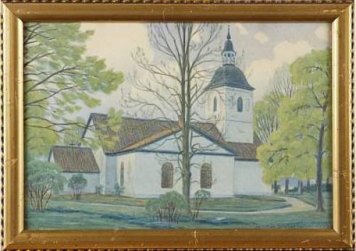 Kyrka by David SÖDERHOLM