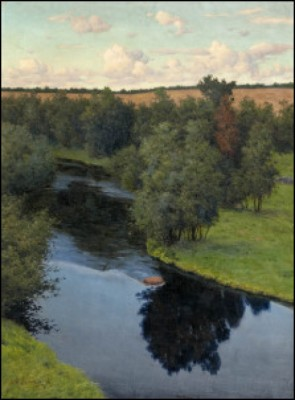 Streaming Water by Ivan Fedorovich CHOULTSÉ
