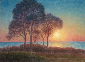 Solnedgång by Per EKSTRÖM