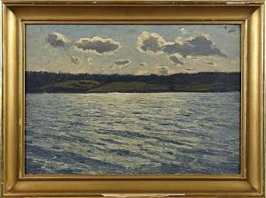 Solglitter över Havet by Edvard ROSENBERG