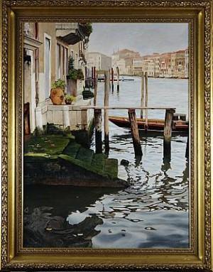 Motiv Från Venedig by Stephen CLARK