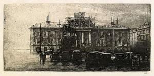 Gustav Adolfs Torg by Axel FRIDELL