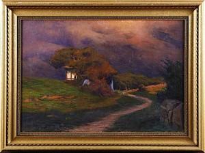 Före Stormen by Oskar HULLGREN