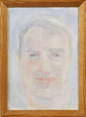 Självporträtt by Johan HEURLIN