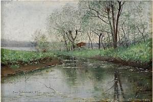 åmynning Om Våren by Carl JOHANSSON