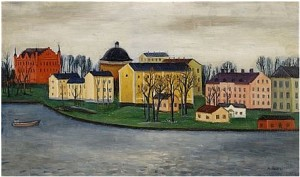 Skeppsholmen - Stockholm by Alexander ROOS
