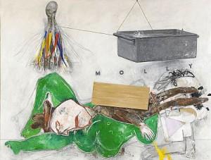 Molly by Pär Gunnar 'P. G.' THELANDER