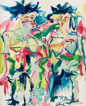 Deux Femmes by Louis CANE