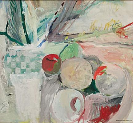Blommor I Fönstret by Birgitta LILJEBLADH