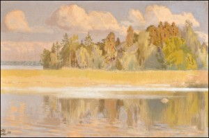 Speglingar by Antti FAVÉN