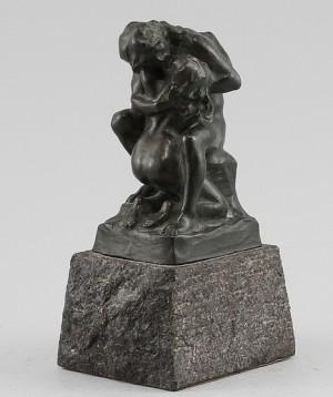 Kyssen by Otto STRANDMAN