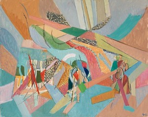 Untitled by Greta KNUTSON-TZARA