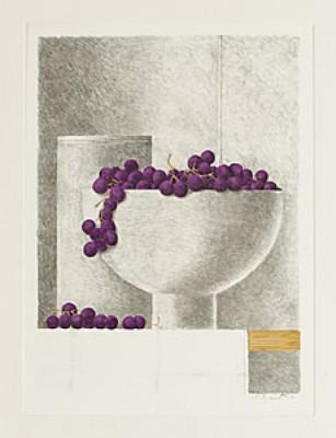 Druvstilleben by Philip Von SCHANTZ