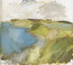 Landskap Från Hven by Gustav RUDBERG