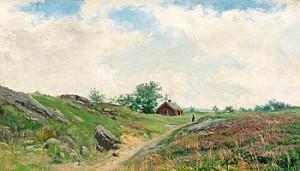 (3) Sommar, Triptyk by Konrad SIMONSSON