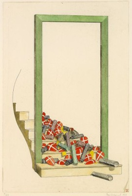 Trappan by Sten EKLUND